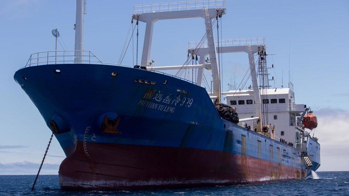 生態-厄瓜多爾憂中國遠洋捕魚船隊 https://t.co/Hkx7VqTJnQ https://t.co/AQHMEwdGq1