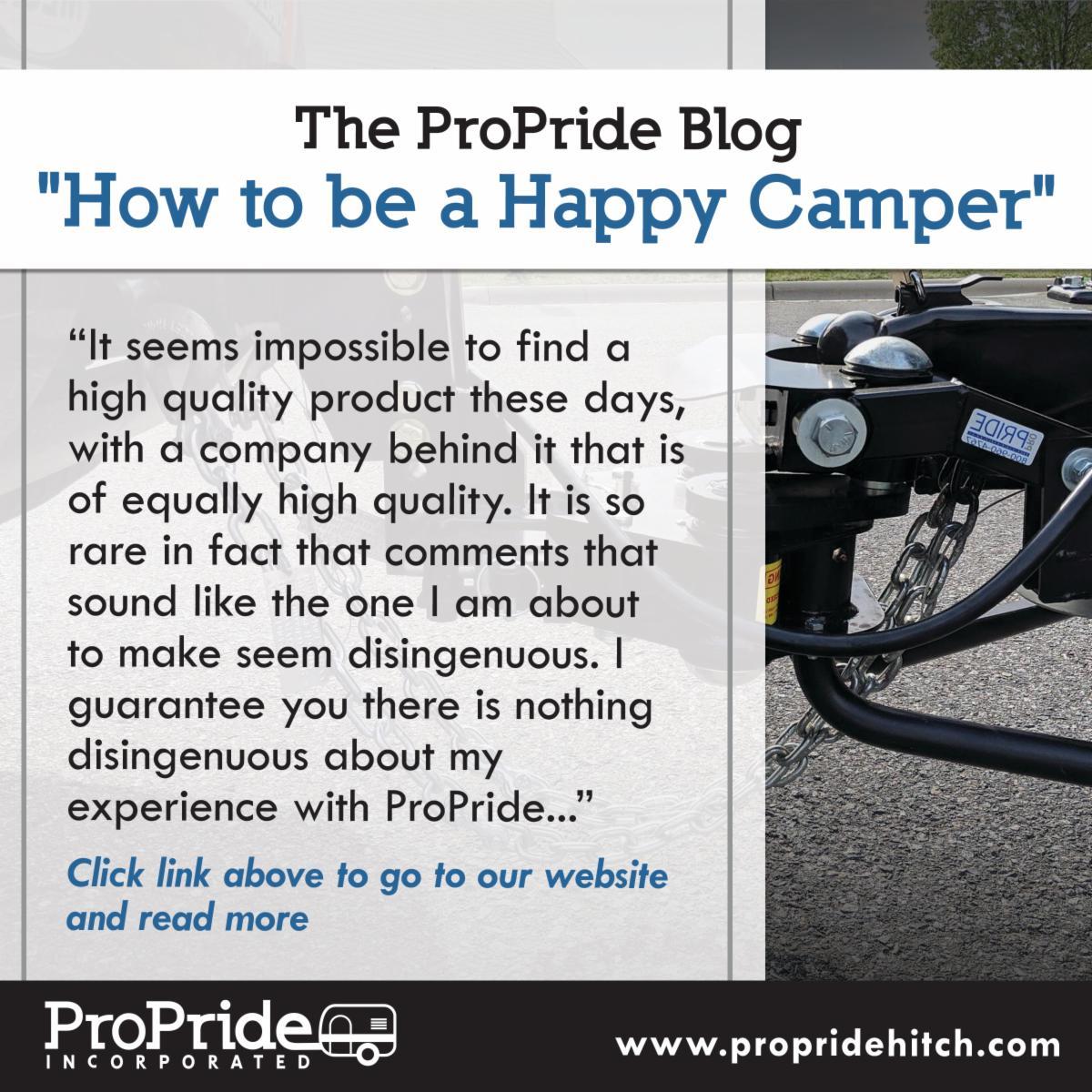 How To Be A Happy Camper https://blog.propridehitch.com/how-to-be-a-happy-camper… . #propridehitch #propride3phitch #rving #rvlife #rvliving #rvnomads #rvtravel #gorving #fulltimervers #airstream #weightdistribution #trailerlife #wanderlust #homeiswhereyouparkit #letsgosomewhere pic.twitter.com/ncLuolka7x