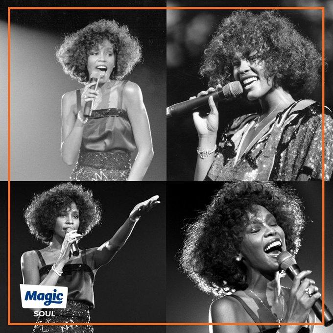 Happy Birthday to the legend Whitney Houston
