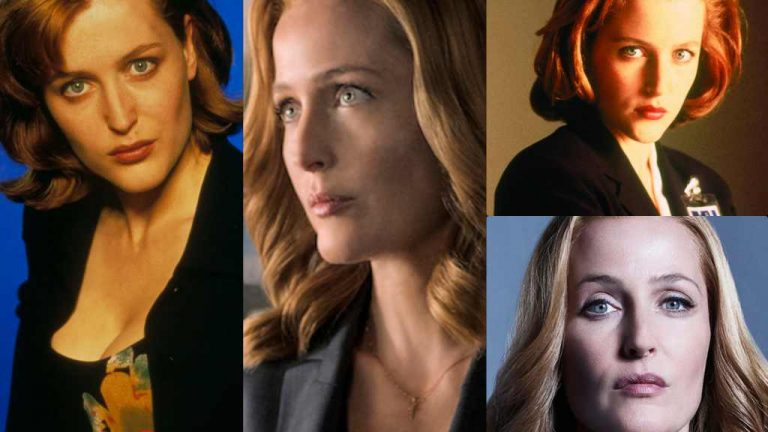 """When the show's not around any more, it's going to be hard not to have Scully in my life."" GILLIAN ANDERSON, born on this day in 1969. #gilliananderson #x-files #dayinhorror #ruemorgue pic.twitter.com/l02NHKHMQY"