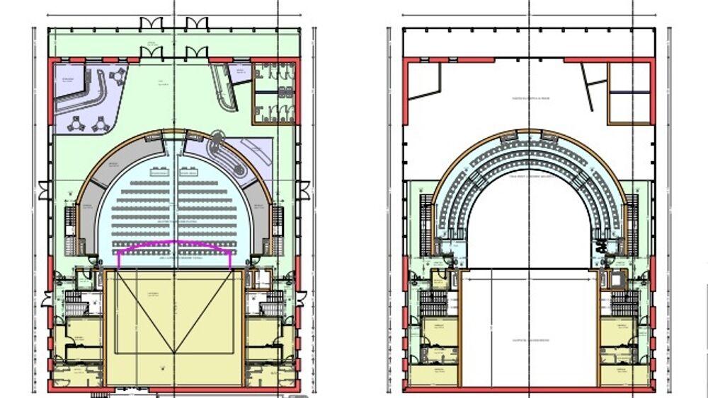 Nuovo teatro di Montebelluna: «Sarà uno spazio p...
