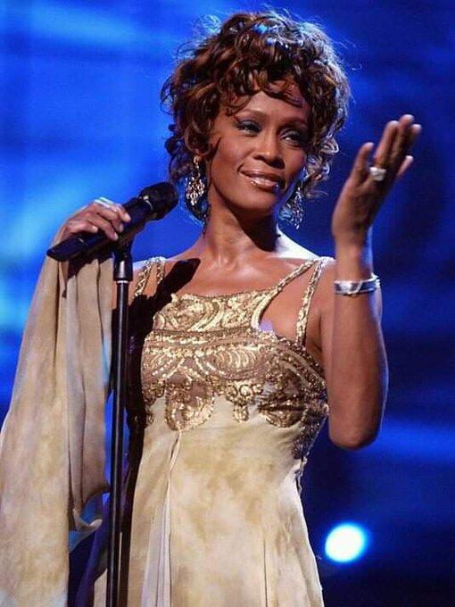Tribute...Happy Birthday! ...Whitney Houston.