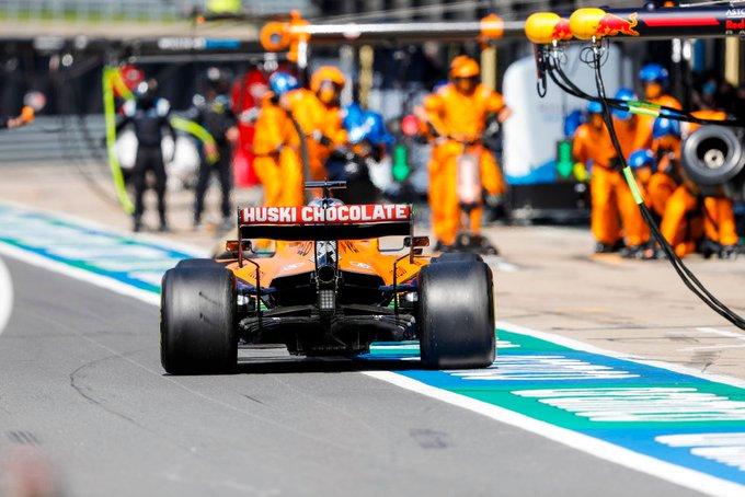 Tercera pifia de McLaren con Carlos Sainz