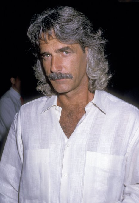 Happy Birthday to Sam Elliott!