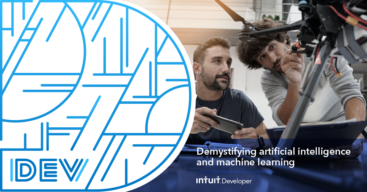 Every company in the world should be an #AI business. Learn why artificial intelligence and machine learning are so important to success: https://t.co/TNLKgHqL2o #IntuitTech https://t.co/I2ks9TlUFV