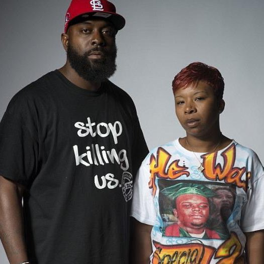 Praying for Lezley McSpadden and Mike Brown, Sr. today. 🖤