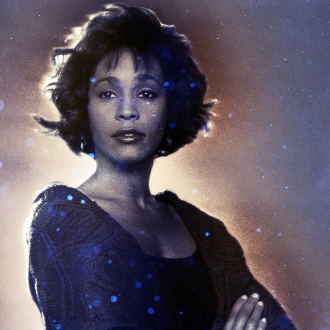Happy birthday to the one and only Whitney Houston!   Gone too soon; but never forgotten.