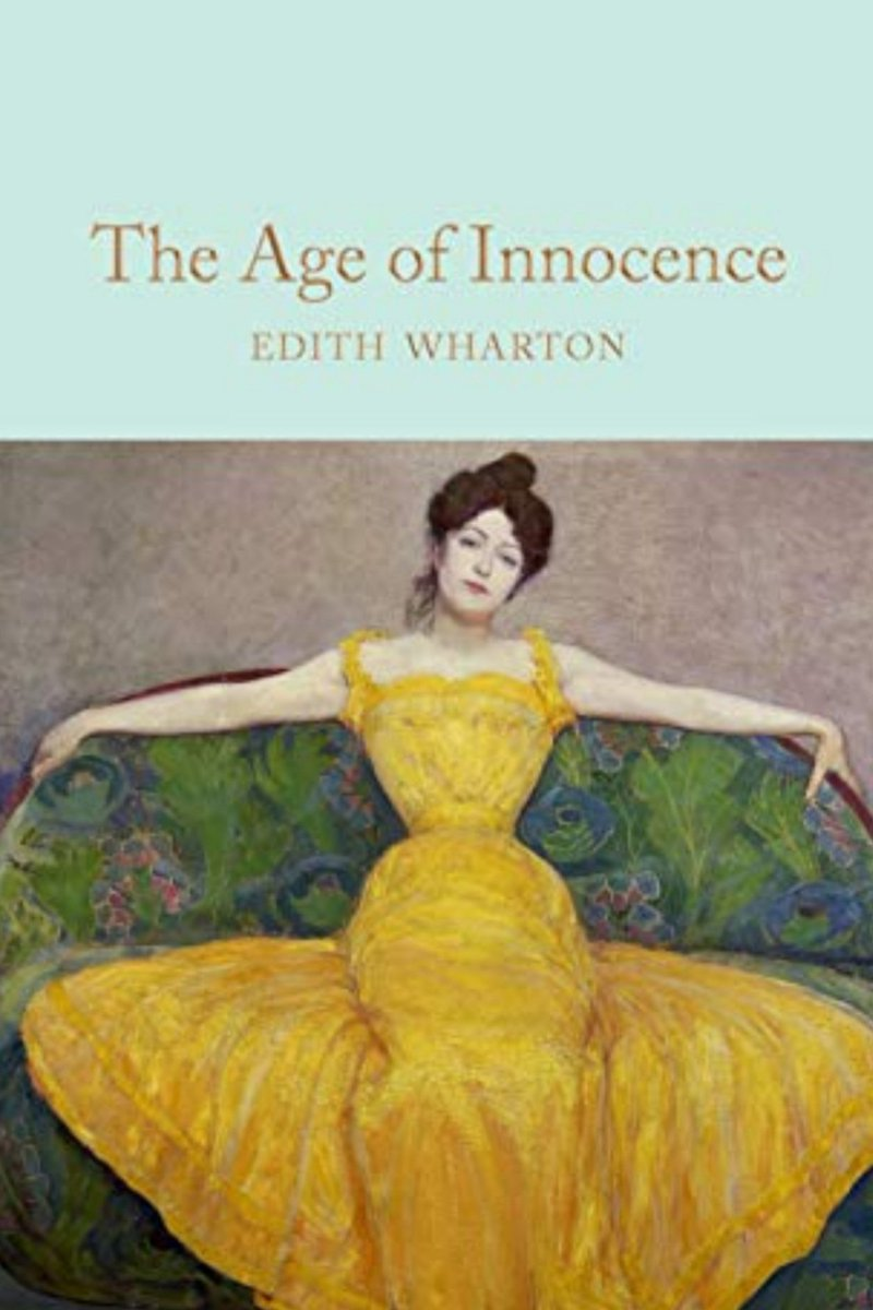 """Edith Wharton was anAmerican novelist. She drew upon her insider's knowledge of the upper class New York """"aristocracy"""" to realistically portray the lives & morals of theGilded Age. In 1921 she became the first woman to win thePulitzer Prizefor Literature. #Reading #2020Goals pic.twitter.com/1leJoqvkXd"""