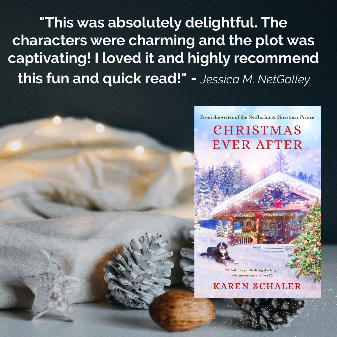 Early reviews coming in for #ChristmasEverAfter. Can't wait to share this story with everyone Sept 29th! Giving away 100 books right now to celebrate LINK: https://www.goodreads.com/giveaway/show/309943-christmas-ever-after …  #BookLoversDay #BookReview #Christmas #Book #ChristmamsMovies #WritersLife #Motivation #Giveawaypic.twitter.com/xon7oonw7i