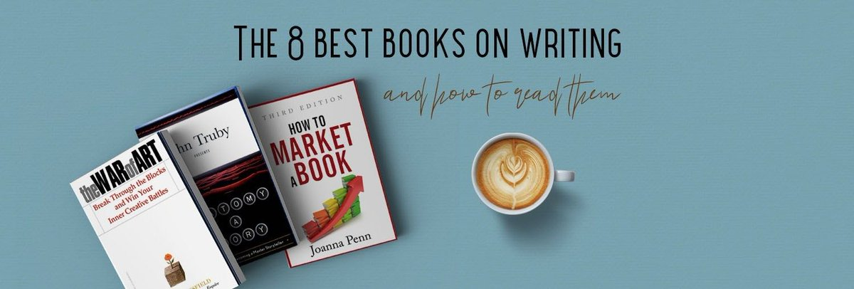 According to @storyartist_me - there are only 8 books you need for the several stages of writing and book marketing to get started. The problem: overwhelm.  #WritersLife #AmWriting #WriteTip  https://buff.ly/34WmwkE pic.twitter.com/ApHPYT382N