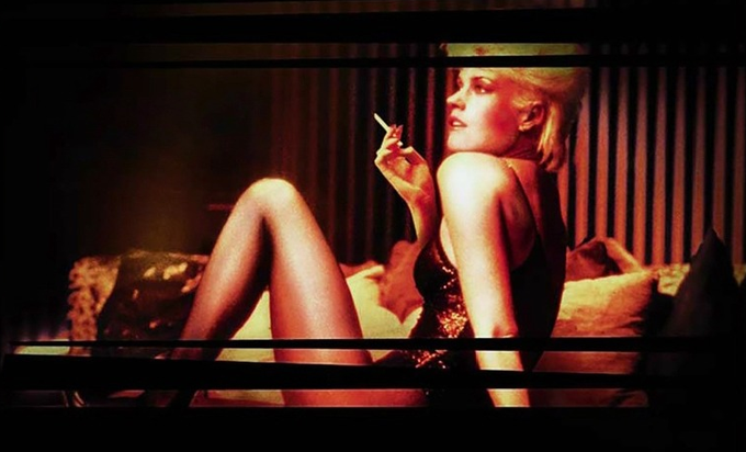 Happy Birthday Melanie Griffith ~*~  Photo: Melanie Griffith in Body Double, 1984.