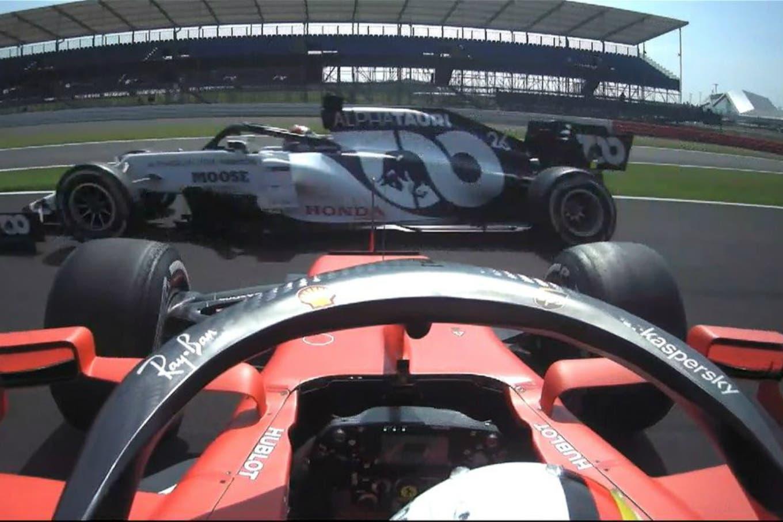 Max Verstappen se queda con el Gran Premio de Silverstone