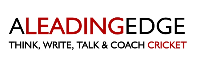 Think, write, talk & coach cricket.. Online cricket coaching and mentoring coming soon from #aLeadingEdge #cricketcoach #cricketmentorpic.twitter.com/Be0SFK5TfR