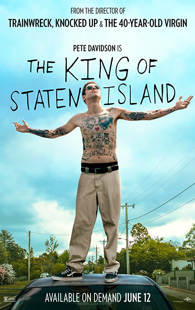 Pete Davidson already in 2 good movies this year  The King of Staten Island Dir. by Judd Apatow  Big Time Adolescence Dir. by Jason Orley(debut)  Both worth checking out, the first one is based on his story. https://t.co/9ju58t1tae
