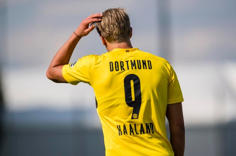 Erling Haaland On Twitter New Season New Number Ebh9