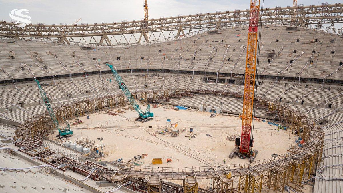 LUSAIL STADIUM: 2022 WORLD CUP'S BIGGEST VENUE