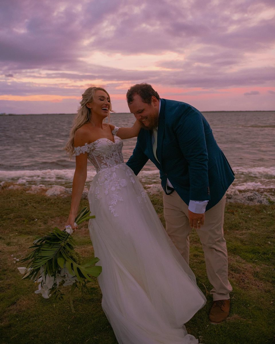 Luke Combs On Twitter Yesterday Was The Best Day Of My Life I Got To Marry My Best Friend I Love You Nicohocking Here S To Forever Tiffany Brittin Https T Co Fqeo0qhizz
