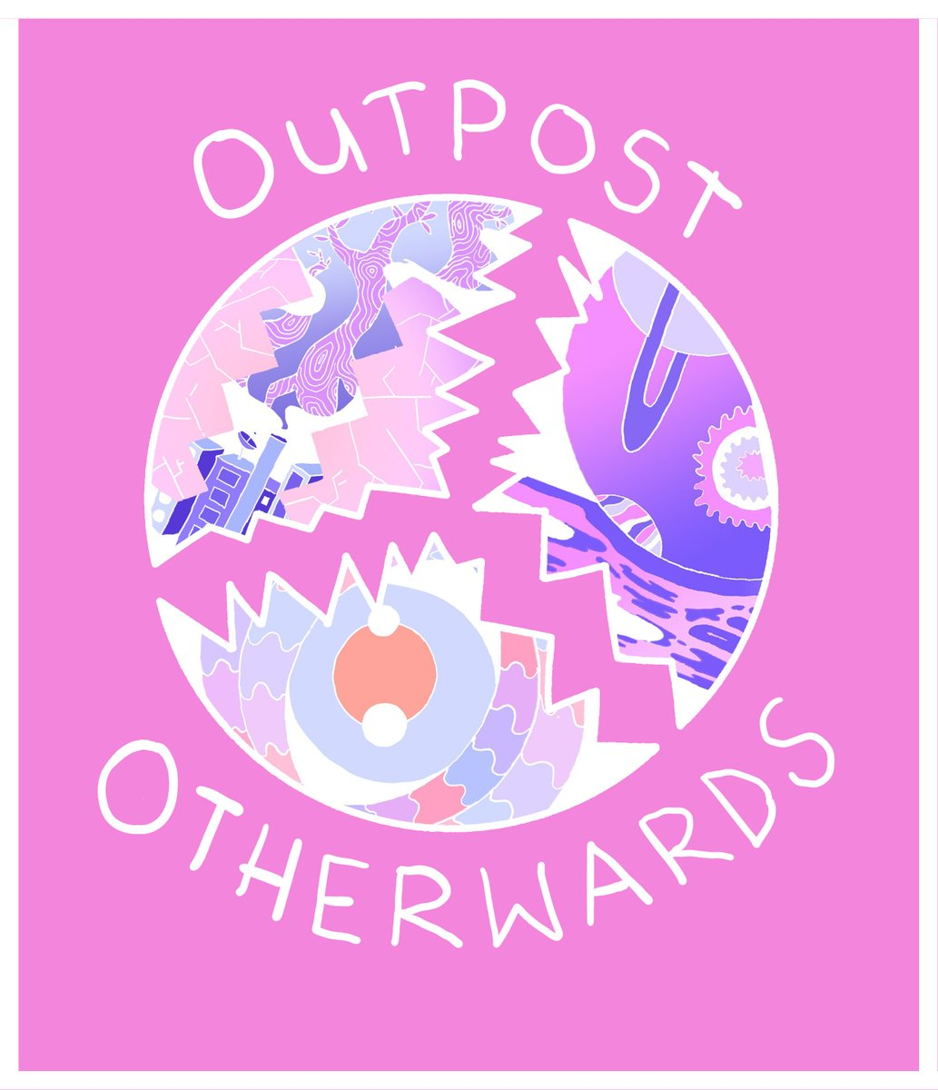 Oh n! A spacetime rift has caused 3 neighboring dimensions to collapse into 1 new, pocket-realm: OTHERWARDS  In Outpost Otherwards, a textbased RPG, beings from different realities co-create a new community in this unknown realm  Starts 6 Aug on Discord. DM to book a character! pic.twitter.com/LB6RbqfzcJ