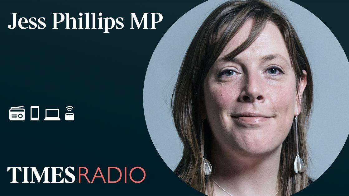 Listen to Jess Phillips MP on 🔊 times.radio from 11.20am The shadow Minister for domestic violence and safeguarding will be speaking to G&T about the safety of women in politics, rape conviction figures, and domestic violence. @GloriaDePiero | @tnewtondunn