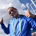 Image for the Tweet beginning: World U20 javelin record! 💥
