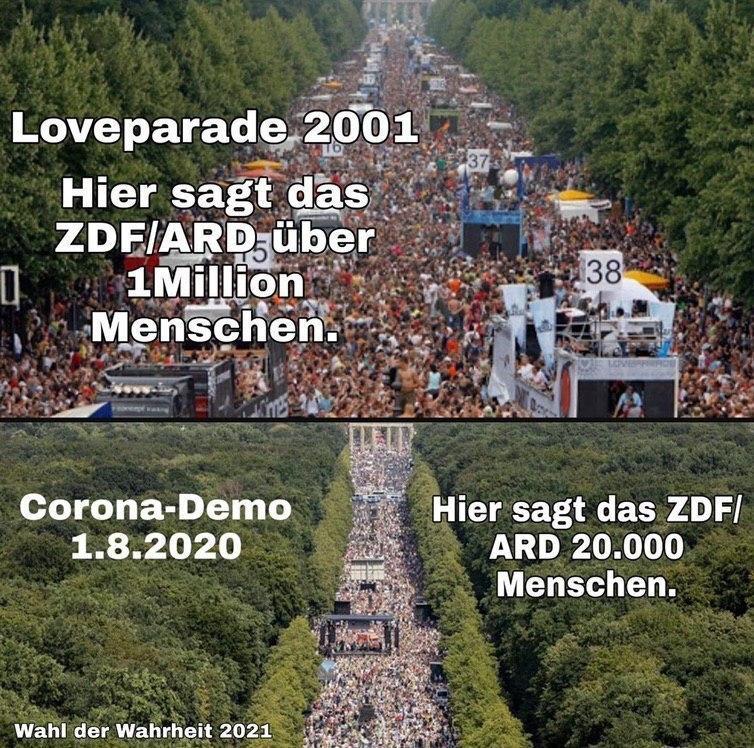 #BerlinDemo