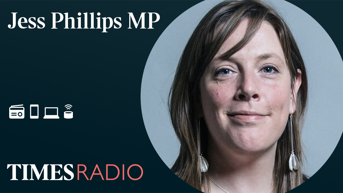 Jess Phillips MP is calling for the removal of the whip from the Conservative MP arrested on suspicion of rape. The shadow minister for domestic violence tells @timesradio: I find it shocking...that the Conservative Party have decided not to withdraw the whip in this case.