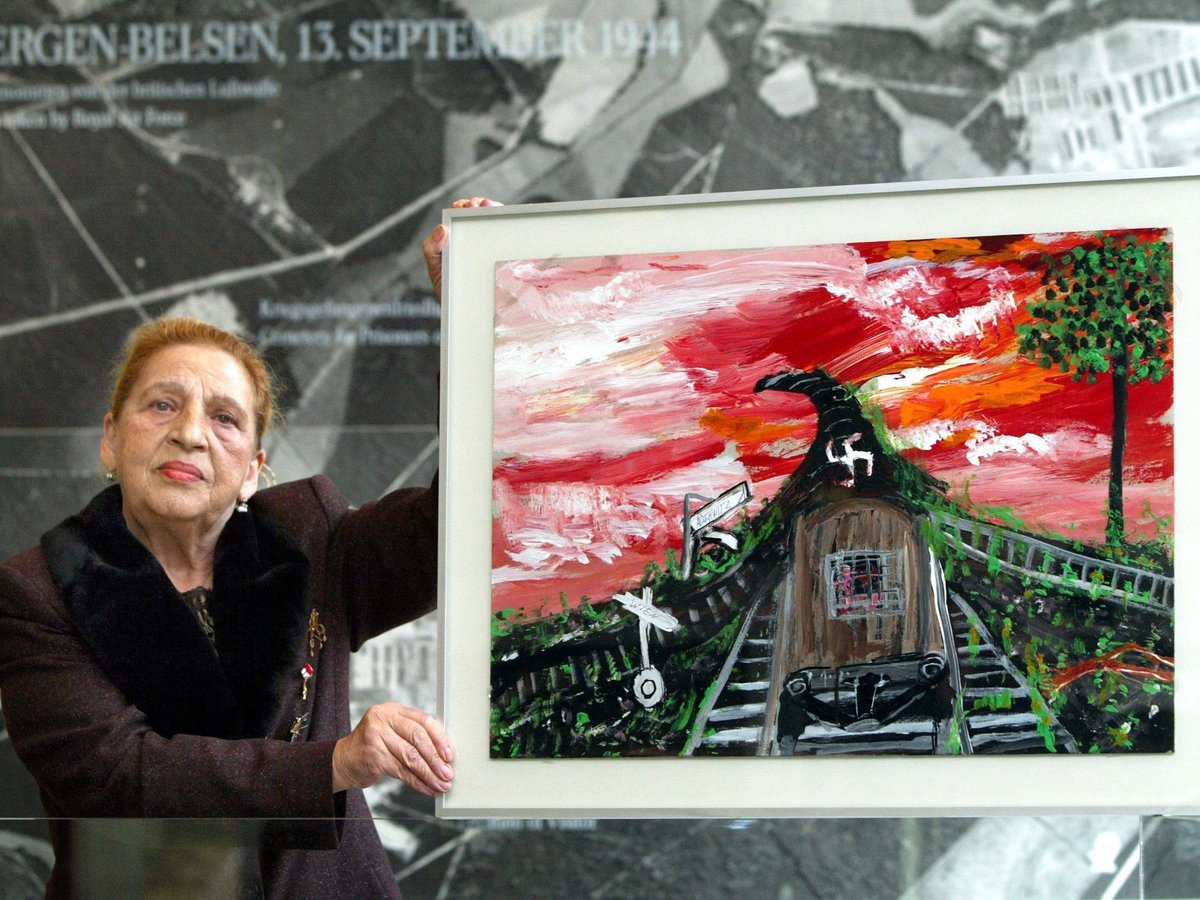 #RomaGenocideRemembranceDay #WOMENSART Blog: Ceija Stojka, Painter of the Roma Holocaust womensartblog.wordpress.com/2016/08/13/cei… https://t.co/cGwABDLGqG