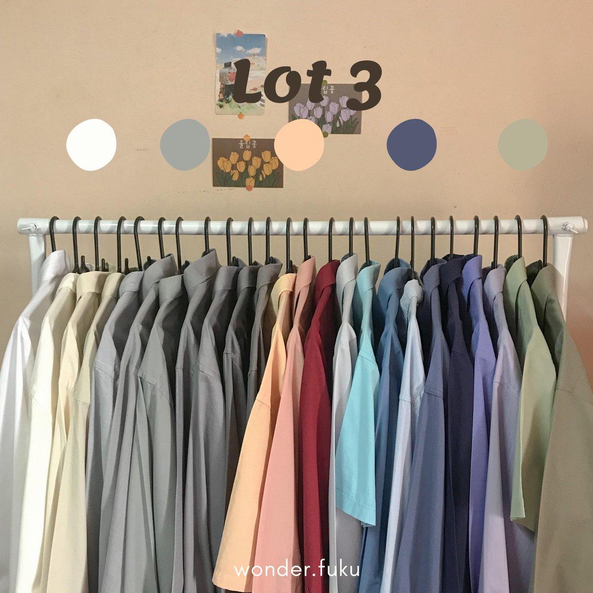 Lot 3  Oversize shirt มือสอง 140 THB (มีแบรนด์ทุกตัวนะ) *ระบุเบอร์แล้วเอฟทางDM  #เสื้อผ้ามือ2  #เสื้อเชิ้ตเกาหลี #เสื้อเชิ้ตสีพื้น #เสื้อผ้าแฟชั่นเกาหลี #เสื้อผ้าราคาถูก #เสื้อเชิ้ตแขนยาว #เสื้อเชิ้ตคอจีน  #เสื้อเชิ้ตoversize #oversizeshirt #เสื้อเชิ้ตoversizepic.twitter.com/agxmMjQWWN