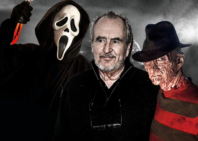 Happy birthday to the late but great Wes Craven.  You are greatly missed.