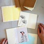 Image for the Tweet beginning: #SketchbookSunday @artelunecke: Favorite item in