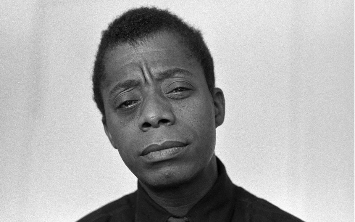 James Baldwin was born August 2, 1924 in Harlem.