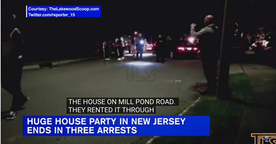 https://t.co/Ojrdl6JX1B*The latest 'COVID party' had 700 attendees & took NJ police 5 hrs 2 break up*Hold the press, NJ is busted 4 partyg again! While not @ level of FL yet, residents n St-NJ are tryg 2 play catch up. Large social gathergs have bgun 2 resume as state started... https://t.co/j8qNGTDgks