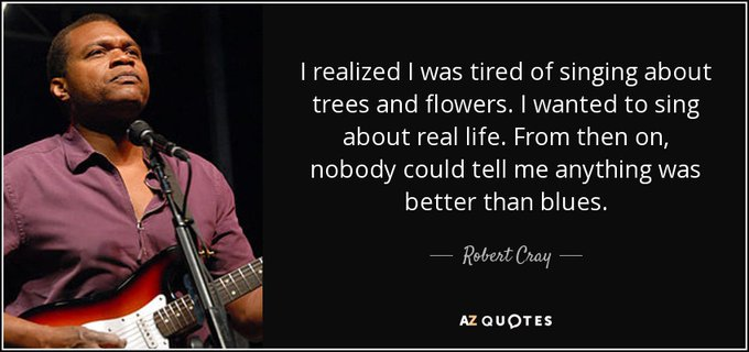 Happy 67th Birthday to Robert Cray, who was born on Aug. 1, 1953 in Columbus, Georgia.