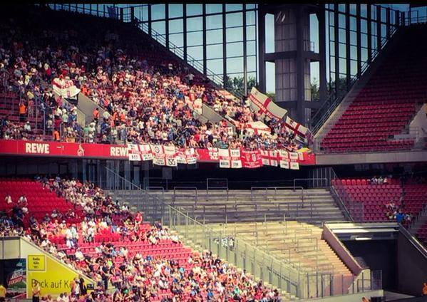 ON THIS DAY 2015: Stoke City at FC Cologne #SCFC #STOKECITY