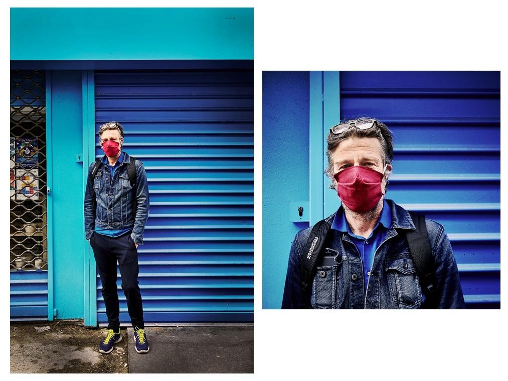 En tissu, fait maison, chirurgical, décoré, coloré, rayé... Les masques et les visières font désormais partie de notre quotidien, aident à nous protéger les uns les autres face au coronavirus.  📷 Philippe Baumann https://t.co/sCNMInLorV