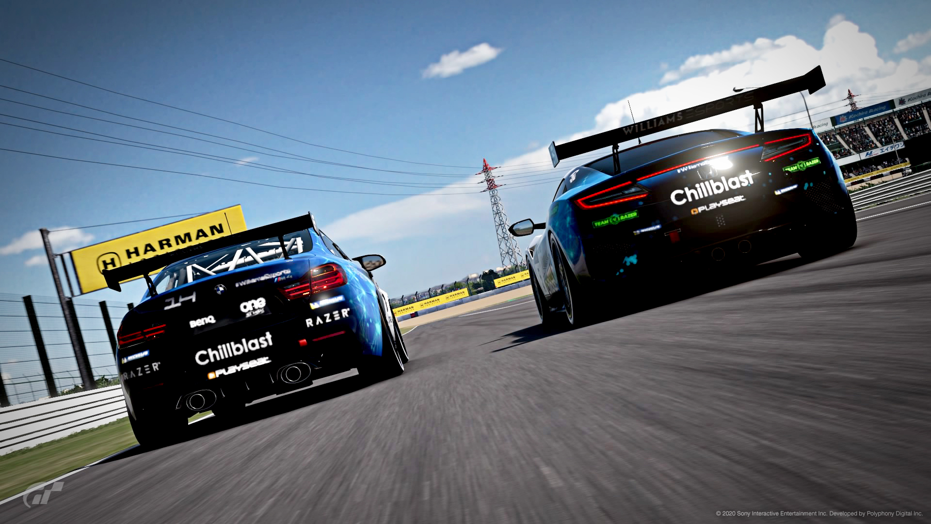 LIVE eSports: FIA GT EMEA on GT Sport