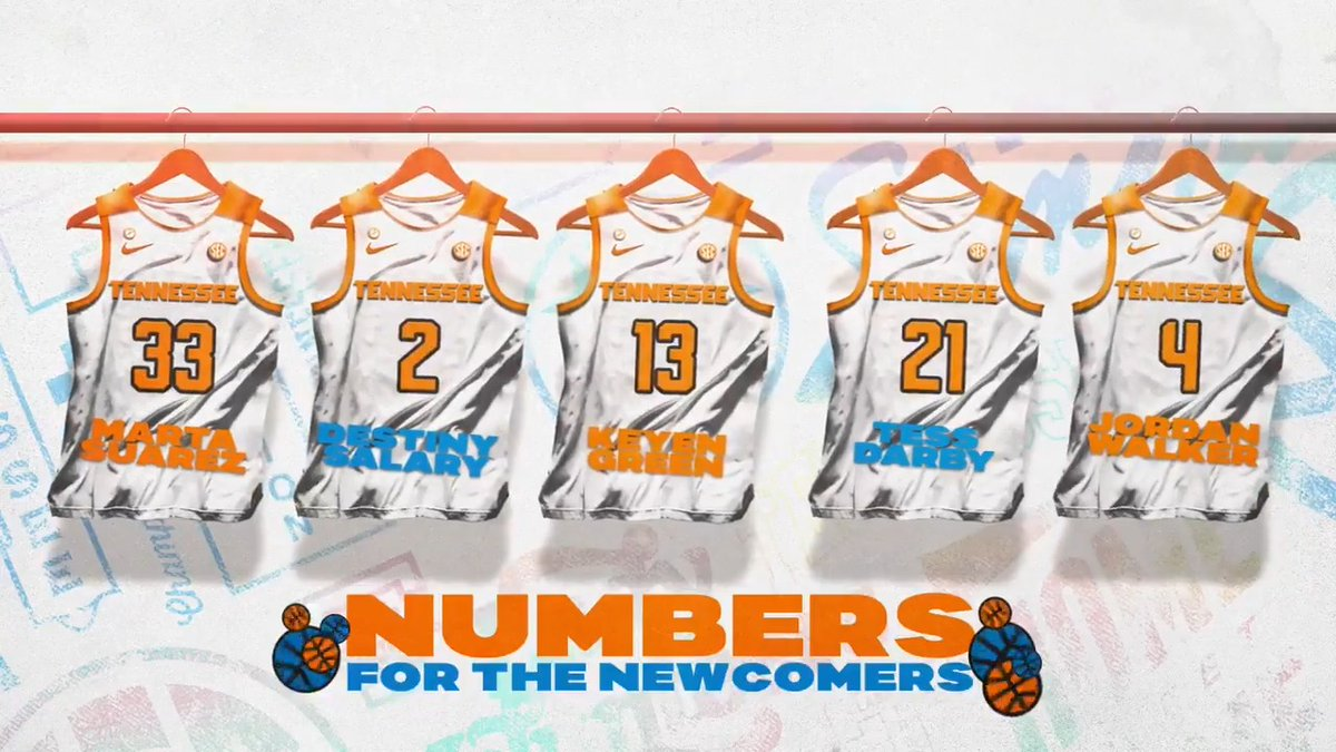 🔢 NUMBERS FOR THE NEWBIES 🔢 𝟮 @BrizZy15_ 4 @_jorw 𝟭𝟯 @keyennoel 𝟮𝟭 @tess_darby10 𝟯𝟯 @Martasuarezzz