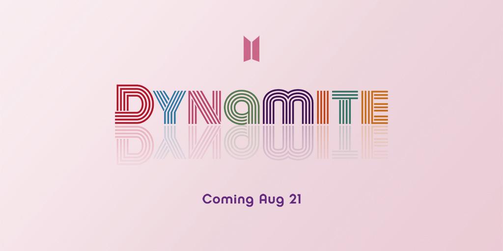 #BTS #방탄소년단 Dynamite  #BTS_Dynamite https://t.co/WDY81B8vNO