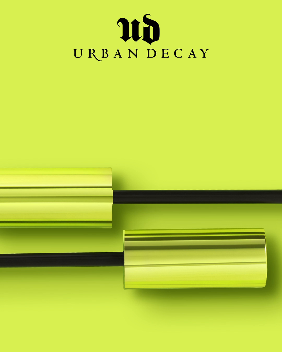 #LashFreak Mascara is available NOW online and in-store at all U.S. retailers where UD is sold! 💚 Get yours NOW using the link: bit.ly/2BOOBQM Sephora @UltaBeauty @Macys @Nordstrom #UrbanDecay #Sephora #UltaBeauty #Macys #Nordstrom