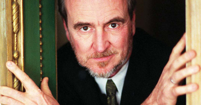 Happy Birthday Wes Craven! Flashback! Spend time with Wes at Amoeba Music!