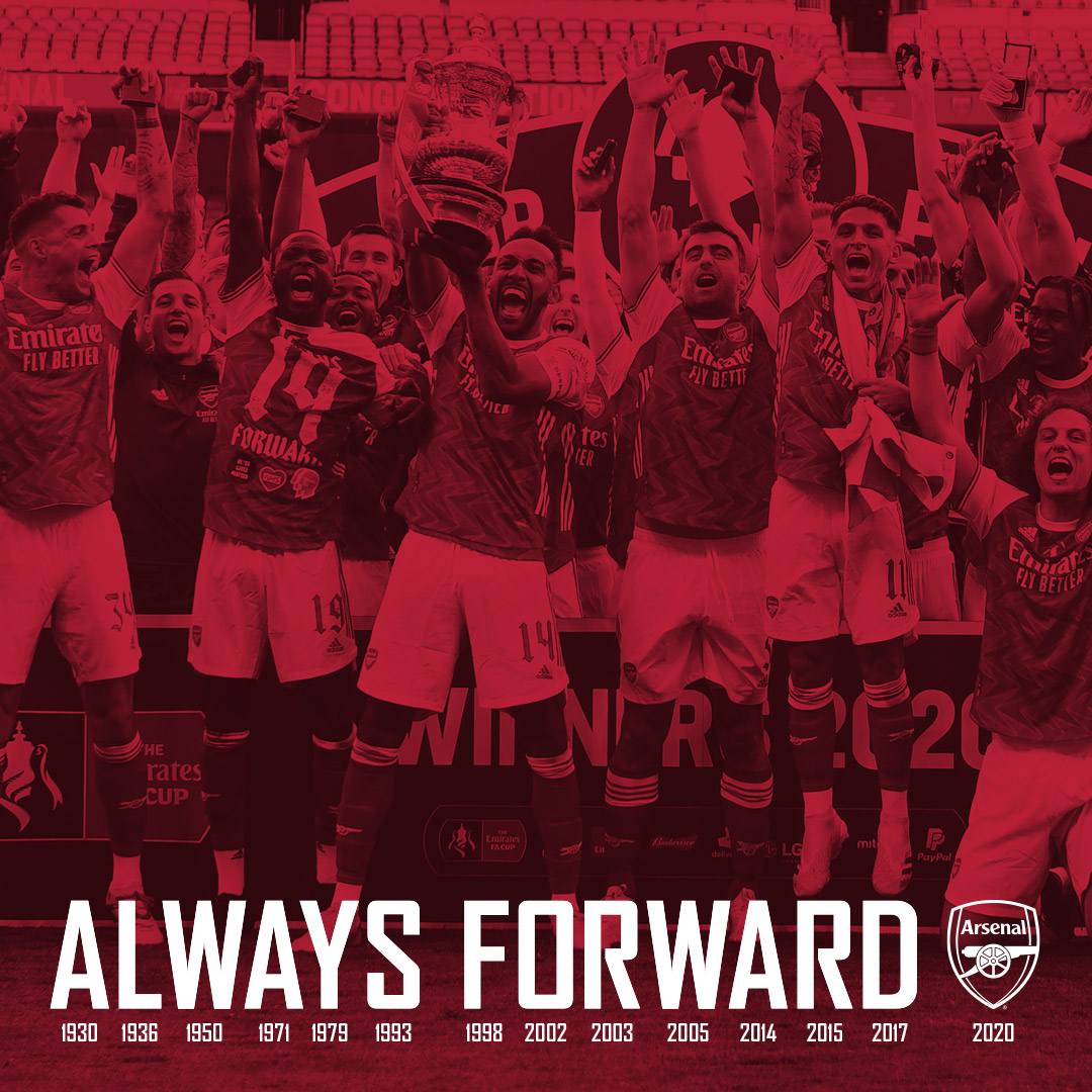 The Arsenal ❤️