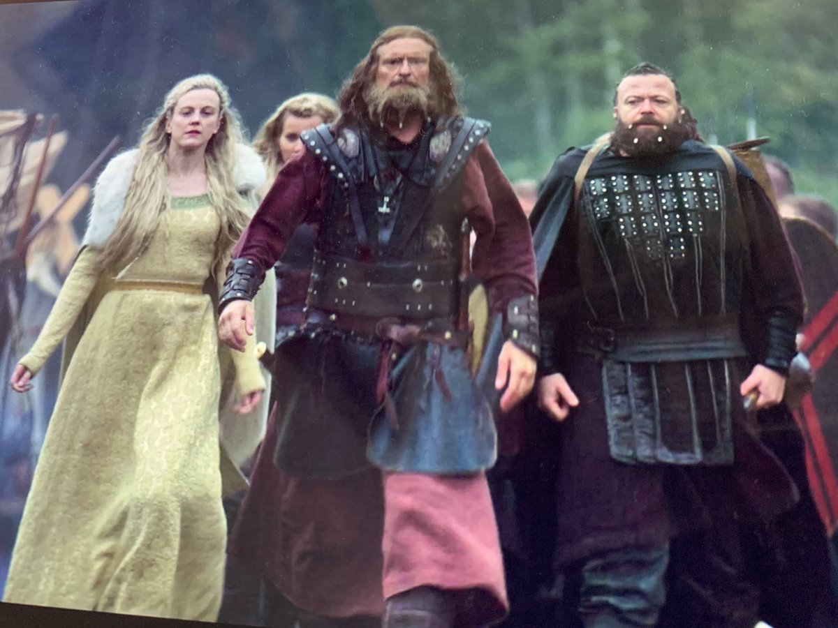 Dear @NorsemenOfficial can you explain: in the last episode S3E6 (after Scrotum Whiping) the men sailed to England (Orm was seen walking toward the ship) but in S1E1 he is at home waiting for Olav and men to return? Am I missing something?   #Norsemen #Netflix @netflixpic.twitter.com/PMKzV0aXN2