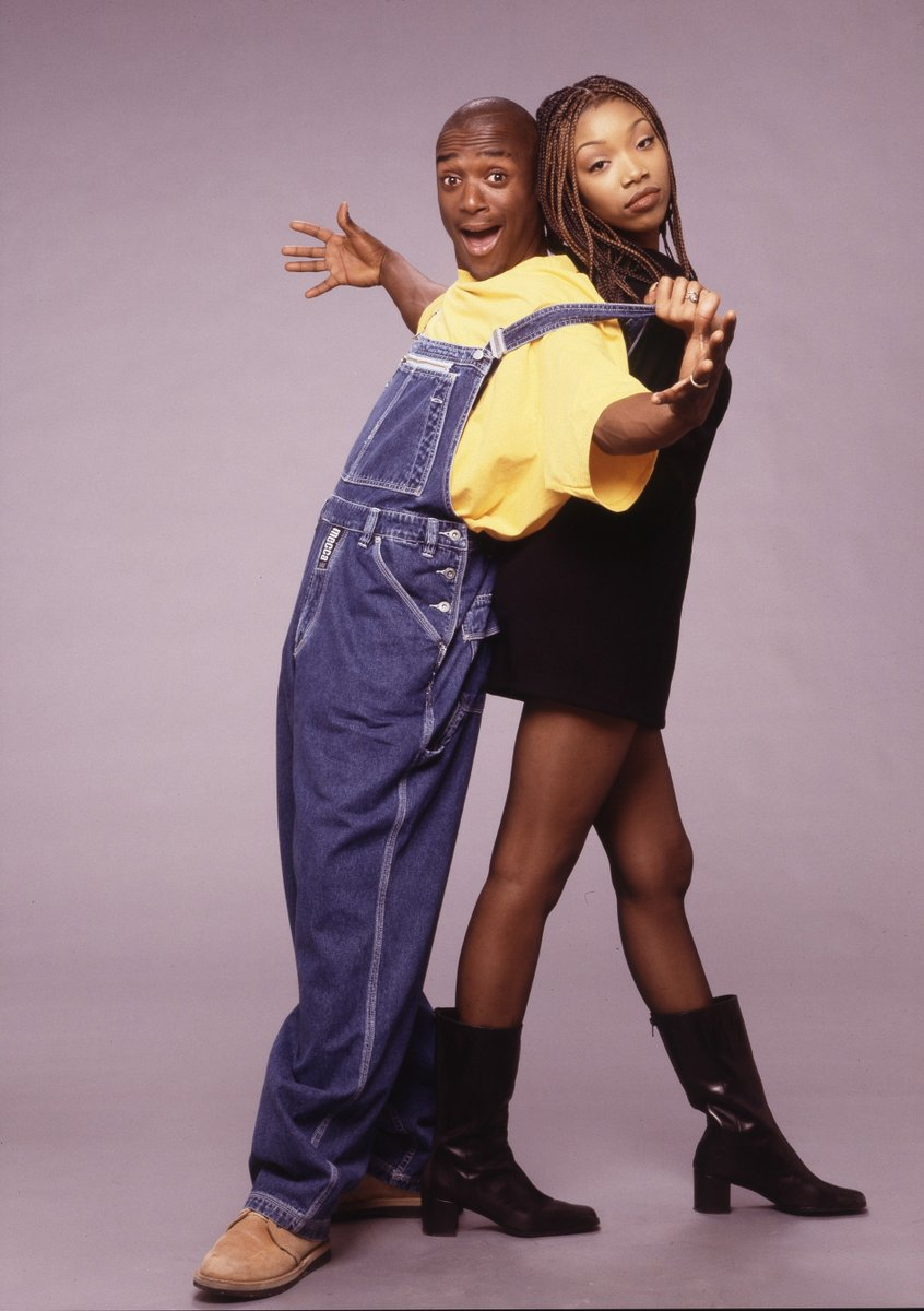 This is a Moesha fan account. (📷: Getty)