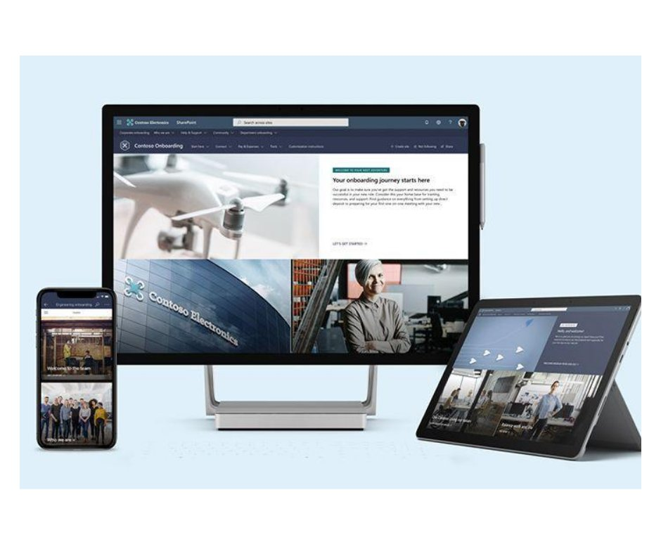 Now you can use the new #Sharepoint Site templates called the New Employee Onboarding (NEO) hub to improve your new hire onboarding experience. The #NEO hub helps organizations by providing resources and support to new employees. It helps them to connect to people and community.