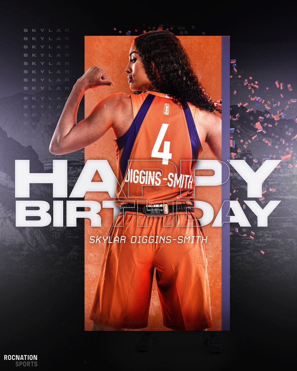A star was born today. Happy Birthday to our very own, @SkyDigg4! 🥳 https://t.co/LC10Qh9ktC