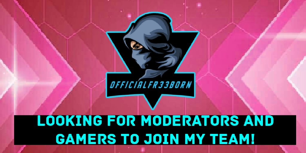 #moderators #mods #twitch #twitchcommunity #twitchaffiliate #discord #discordserver #xboxplayers #xboxone #xbox1 #xboxonegamer #xboxcommunity #xboxstreamer #ps4gamer #ps4 #ps4pro #gamers #games #gamechanger #gamefreak #gamerlife #gamersunite #gamerguy #gametime #codingpic.twitter.com/3M1l1vmPUS