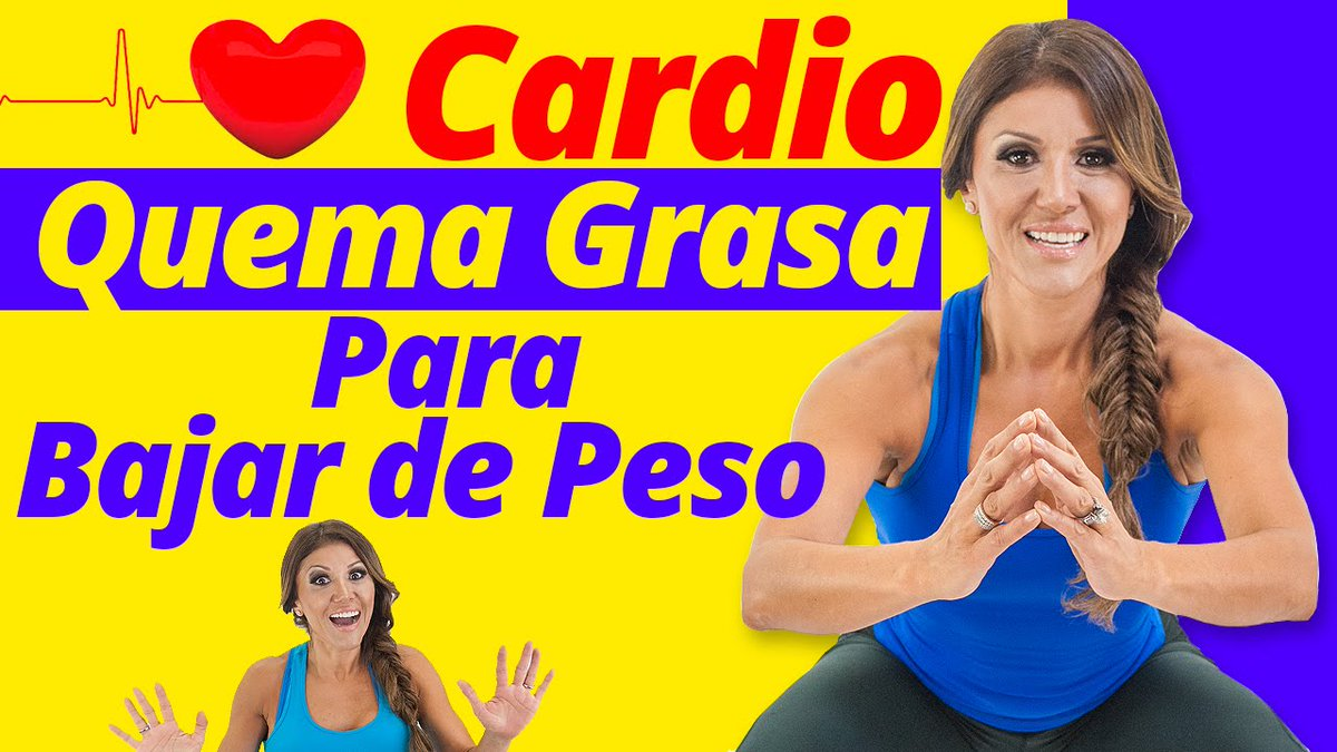 Ingrid Macher On Twitter Ejercicios Para Bajar De Peso Y Cardio Quema Grasa Entrena Conmigo En Casa No Gym No Problem Https T Co Bapmc3lqf0 Https T Co Imprk4qrz3