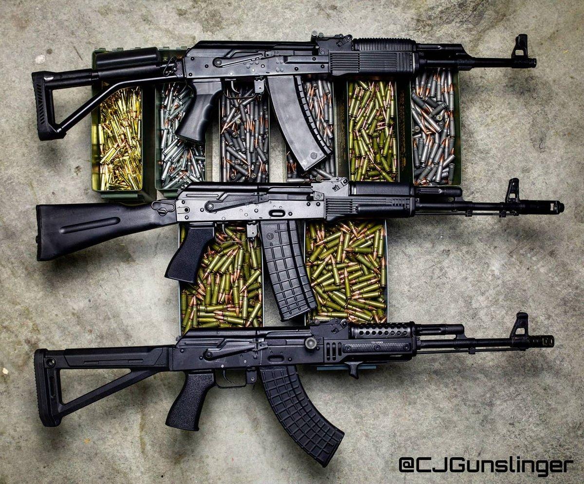 Top, Middle or Bottom?  -  @cjgunslinger - xxx  - #kalashnikov #kalashlife #kalashnikov_hub #ak47 #arsenal #pewpewpew #combloc #pro2a #krinkov #akpistol #ak74 #milledrifle #kalash #kalash_hub #gunsofinstagram #bulgarianak #ak_hub #aklifepic.twitter.com/uxBn6prp0X