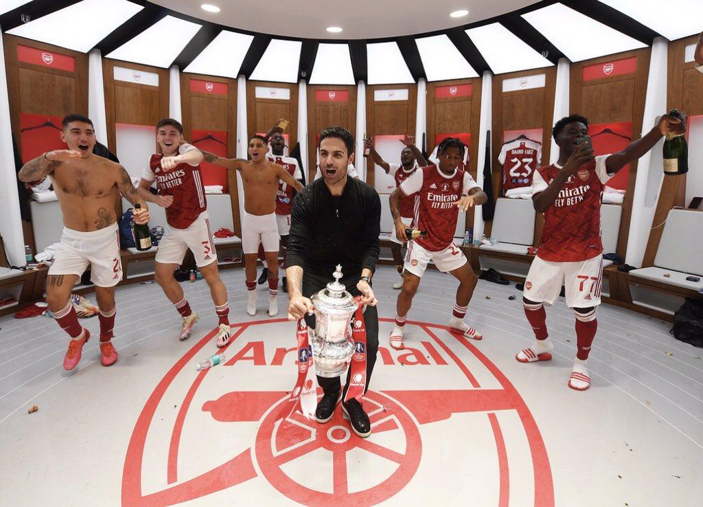 @Stuart_PhotoAFC's photo on Arsenal