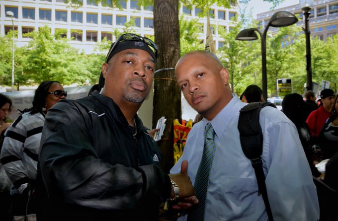 Happy Birthday to Chuck D